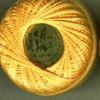 Perle Cotton - 1140 Light Tangerine