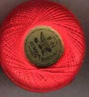 Perle Cotton - 1163 Bright Orange-Red