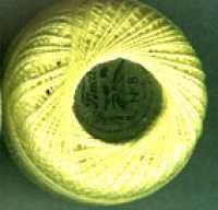 Perle Cotton - 1220 Lemon