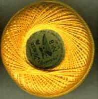 Perle Cotton - 1232 Deep Canary