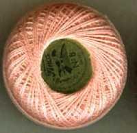 Perle Cotton - 1474 Light Coral