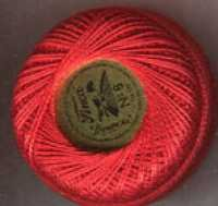 Perle Cotton - 1490 Dark Coral