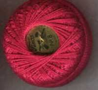 Perle Cotton - 1667 Very Dark Rose