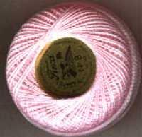 Perle Cotton - 1724 Light Pale Geranium