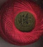 Perle Cotton - 1915 Dark Cranberry