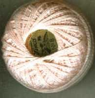 Perle Cotton - 1969 Very Light Shell Pink
