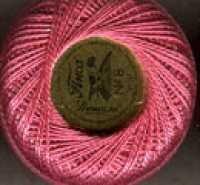 Perle Cotton - 2240 Dark Mauve