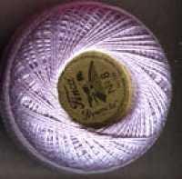 Perle Cotton - 2687 Light Lavender