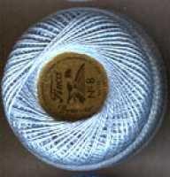Perle Cotton - 3305 Pale Delft Blue