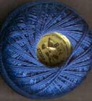 Perle Cotton - 3400 Dark Delft Blue