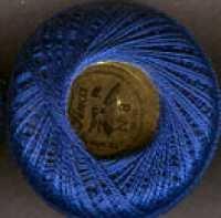 Perle Cotton - 3405 Royal Blue