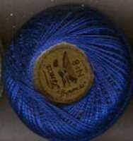 Perle Cotton - 3411 Very Dark Royal Blue
