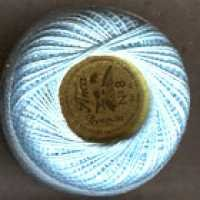 Perle Cotton - 3802 Very Light Sky Blue