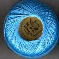 Perle Cotton - 3810 Medium Electric Blue