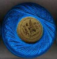 Perle Cotton - 3822 Dark Electric Blue