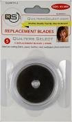 Quilters Select Rotary Blade 45mm  (5 pack)