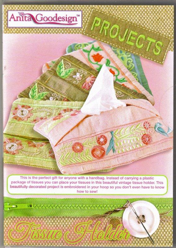 Anita Goodesign - Projects - Tissue Holder