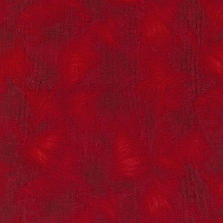 Timeless Treasures Viola C4459 Red