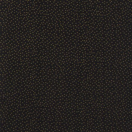 Timeless Treasures Pin Dots CM9528 Black