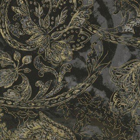 Timeless Treasures Zephyr CM5701 Noir