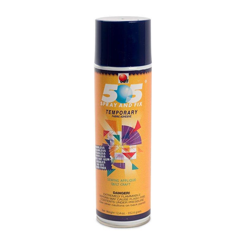 505 Temporary Fabric Adhesive Spray