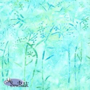 Batick Rayon 45inch Durum Dreams Suave Green