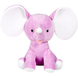 Lavender Dumble Elephant