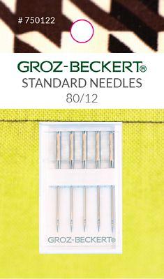Groz-Beckert 130/705H sz80 Standard carded