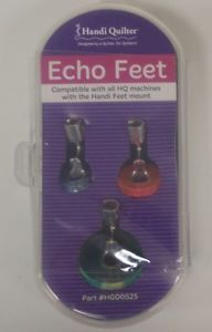 HQ Echo Feet Kit