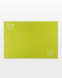 Accuquilt GO! Rotary Cutting Mat 24x36 (Double-Sided)