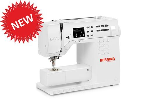 Bernina B325 Machine