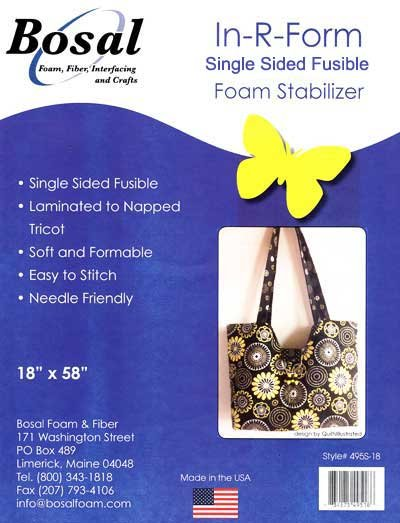 In-R-Form Single Sided Fusible