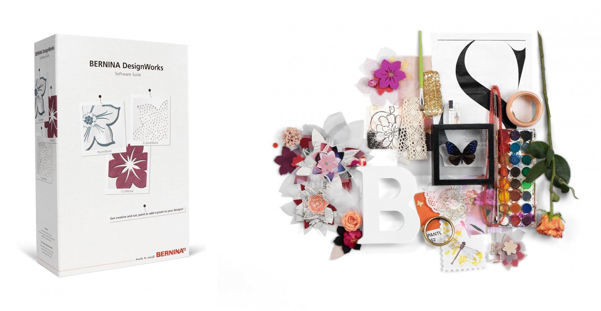 BERNINA DesignWorks Suite