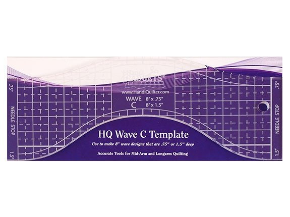 HQ Wave C Template 8