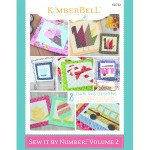 KD722 Sew It By Number Volume 2 - Kimberbell Designs