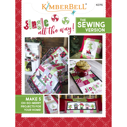 Kimberbell We Whisk you Sewing Quilt Pattern