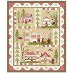 Sugar Bear Camp Sensibility Fabric KIT