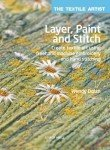 Layer, Paint and Stitch - Softcover