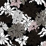 Avalana-Jersey Black Multi
