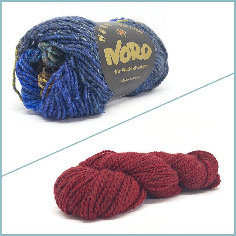 SUNNI FAIR ISLE HAT Color Pack (knit)