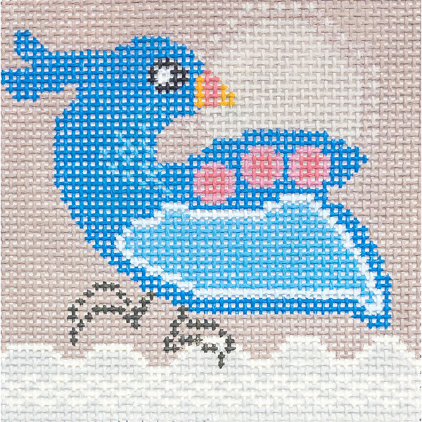 BIRD DANCE 13 mesh