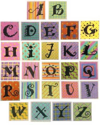 MINI ALPHABET LETTER - 50% Off