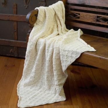 BABY SOFT BLANKET KIT (knit)