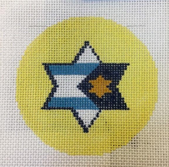 JEWISH STAR - $10.00