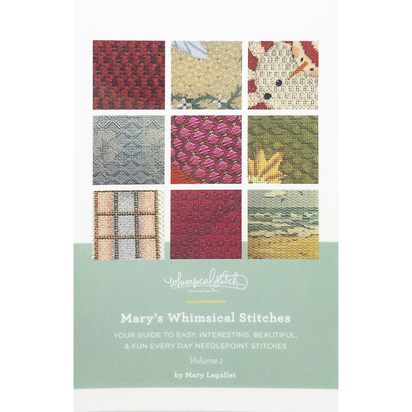 MARY'S WHIMSICAL STITCHES - VOL 1