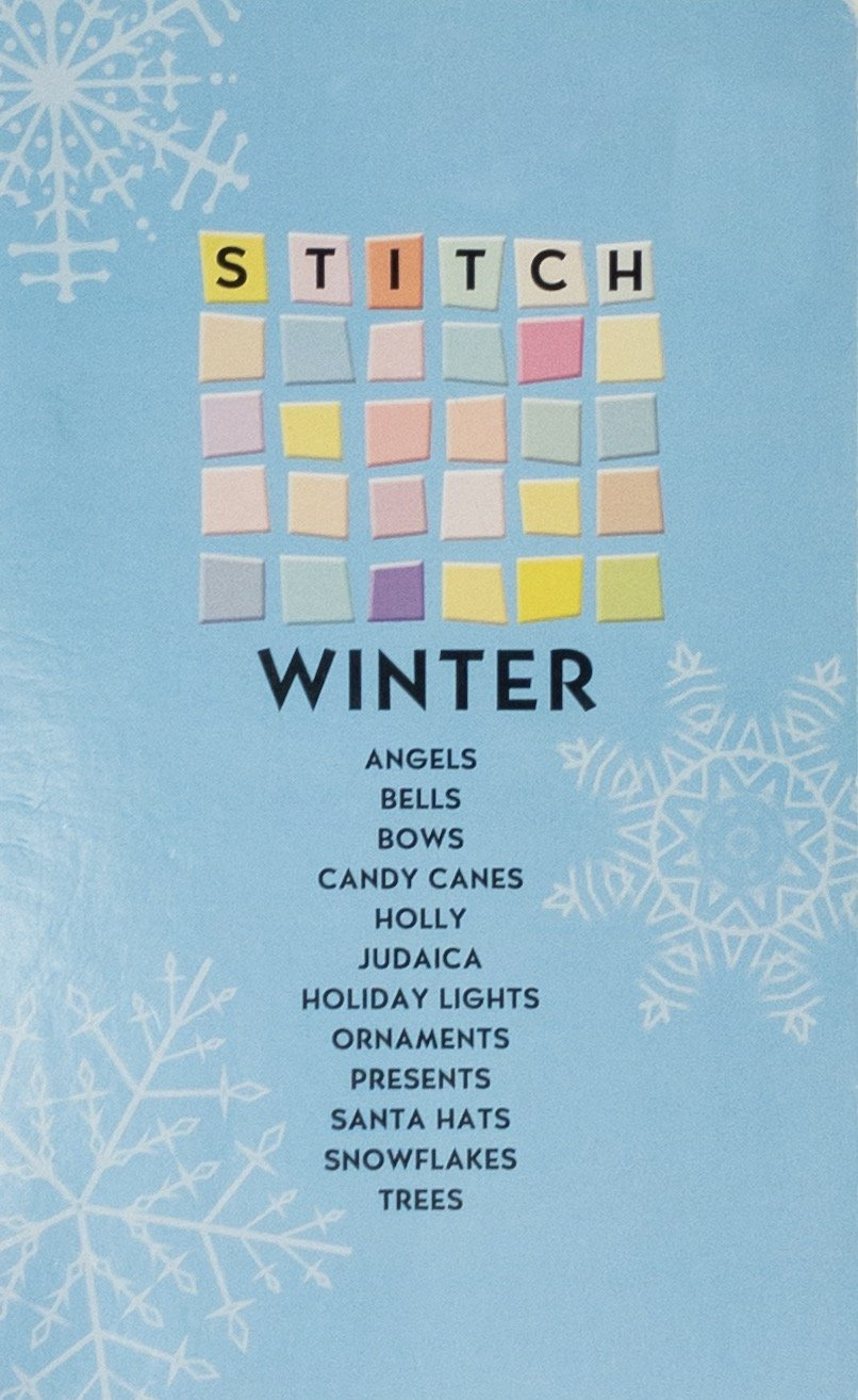 STITCH WINTER BOOK