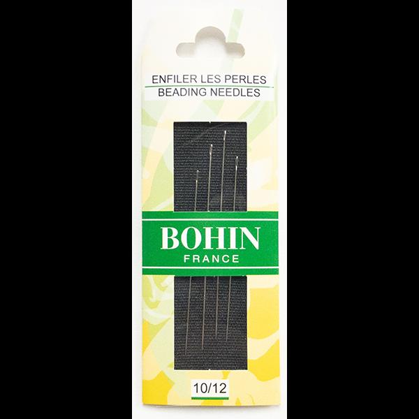 BOHIN BEADING NEEDLES #10/12