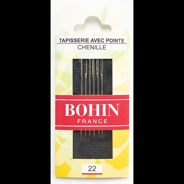 BOHIN CHENILLE NEEDLES #22