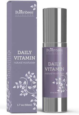 BULLENBEES DAILY VITAMIN NATURAL MOISTURIZER