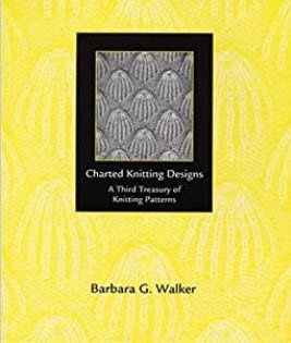 CHARTED KNITTING DESIGNS: A 3RD TREASURY